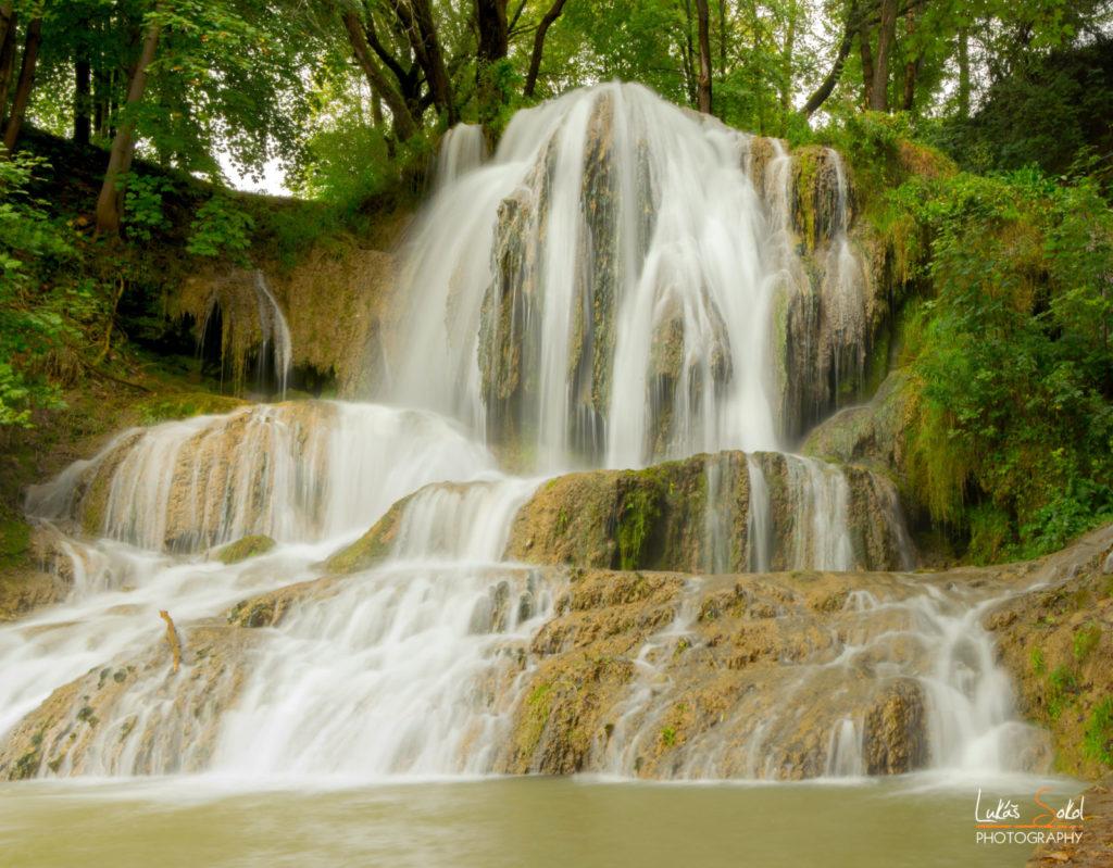 Lučanský vodopád