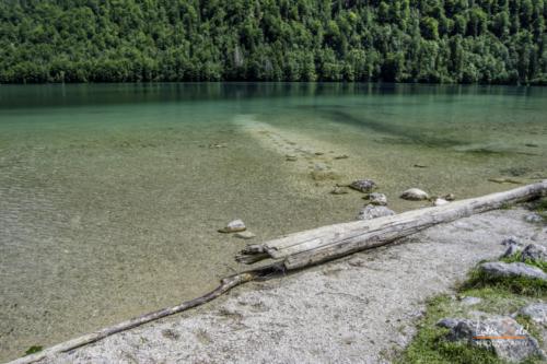 Königssee - nejčistší jezero v Evropě