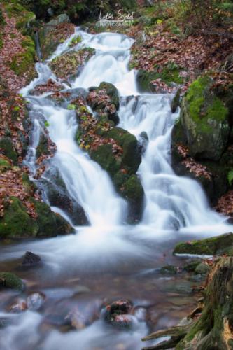 Vodopády Hlubokého potoka - Kralický Sněžník