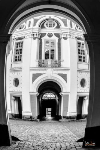 Klášter benediktínů - Broumov