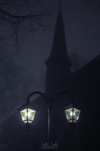 Tajemný hřbitov - Broumovsko